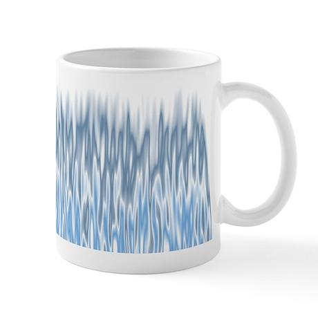Blue Flame Mug