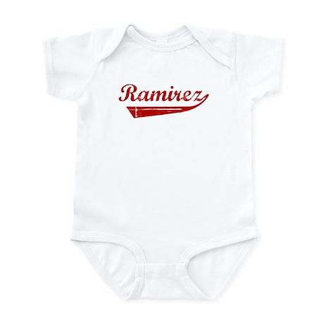 Ramirez (red vintage) Infant Bodysuit