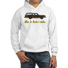 This is How I Ride Station Wa Hoodie