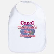 Carol - Best Grandma in the W Bib