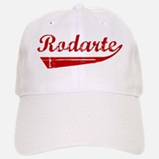 Rodarte (red vintage) Baseball Baseball Cap