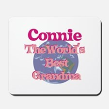 Connie - Best Grandma in the Mousepad