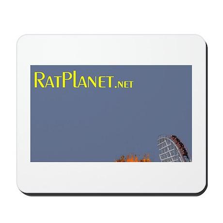 Monday on RatPlanet MousePad