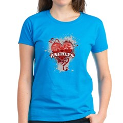 Heart Cycling Tee