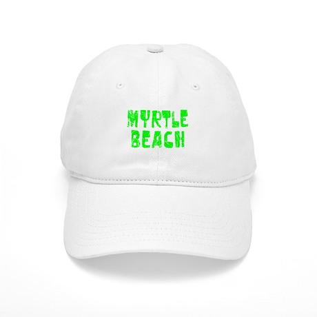 Myrtle Beach Faded (Green) Cap