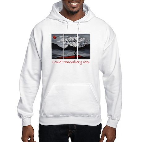 Red Earth Hooded Sweatshirt