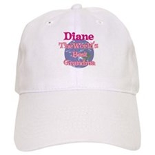 Diane - Best Grandma in the W Cap