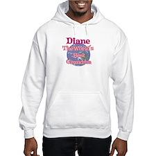 Diane - Best Grandma in the W Hoodie