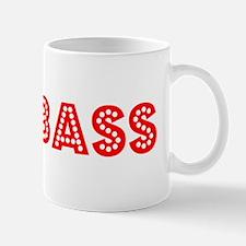 Retro Dumbass (Red) Mug