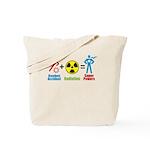 Super Powers Tote Bag