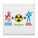 Super Powers Tile Coaster