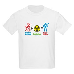 Super Powers Kids T-Shirt