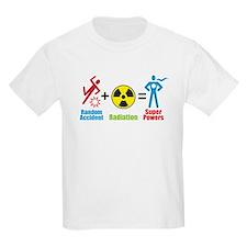 Super Powers Kids T-Shirt