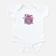 Ellen - Best Grandma in the W Infant Bodysuit