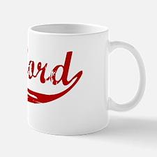 Radford (red vintage) Mug