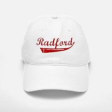 Radford (red vintage) Baseball Baseball Cap