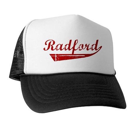 Radford (red vintage) Trucker Hat