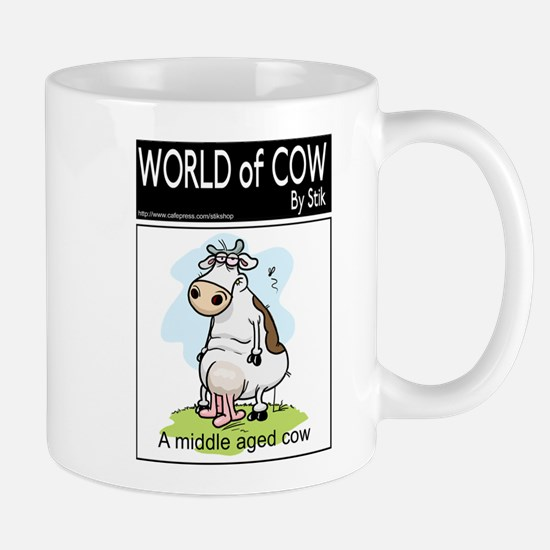 40 Year old Cow!Mug
