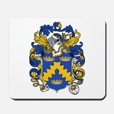 Curtis Family Crest Mousepad