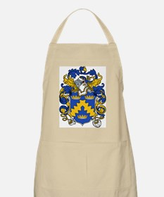 Curtis Family Crest BBQ Apron