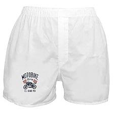 Motobike Boxer Shorts