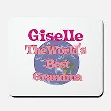 Giselle - Best Grandma in the Mousepad