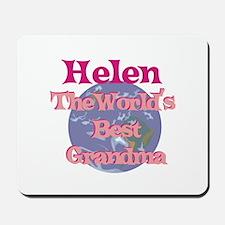Helen - Best Grandma in the W Mousepad