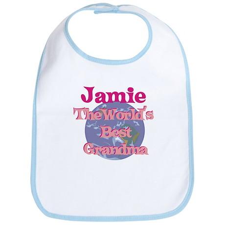 Jamie - Best Grandma in the W Bib