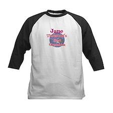 Jane - Best Grandma in the Wo Tee