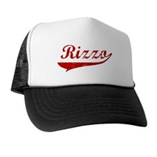 Rizzo (red vintage) Trucker Hat