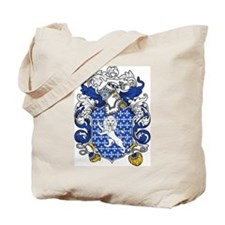 Dalton Family Crest Tote Bag