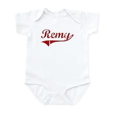 Remy (red vintage) Infant Bodysuit
