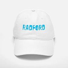 Radford Faded (Blue) Baseball Baseball Cap