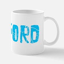 Radford Faded (Blue) Mug