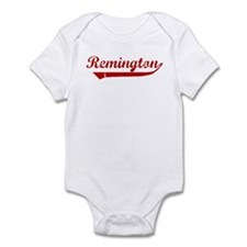 Remington (red vintage) Onesie