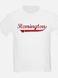 Remington (red vintage) T-Shirt