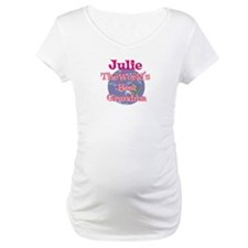 Julie - Best Grandma in the W Shirt
