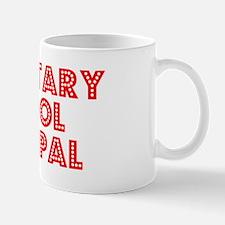 Retro Elementary .. (Red) Mug