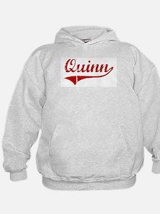 Quinn (red vintage) Hoodie