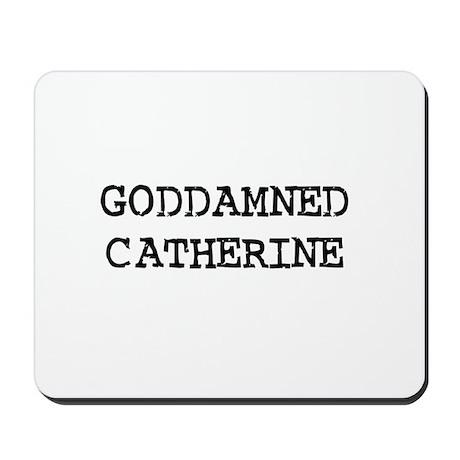 GODDAMNED CATHERINE Mousepad