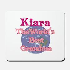 Kiara - Best Grandma in the W Mousepad