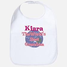 Kiara - Best Grandma in the W Bib