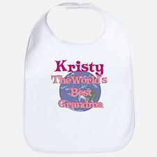 Kristy - Best Grandma in the Bib