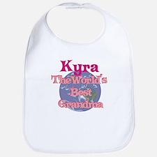 Kyra - Best Grandma in the Wo Bib