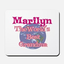 Marilyn - Best Grandma in the Mousepad