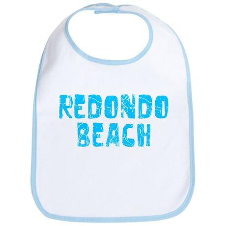 Redondo Beach Faded (Blue) Bib