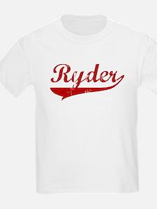 Ryder (red vintage) T-Shirt