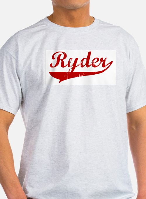 Ryder (red vintage) T-Shirt