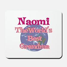 Naomi - Best Grandma in the W Mousepad