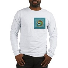 Triple Goddess Circle Long Sleeve T-Shirt